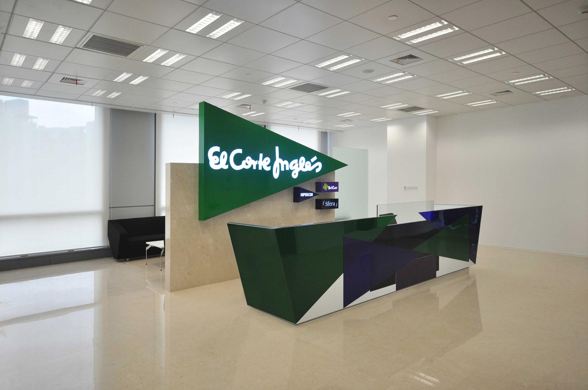 Interiorismo Oficina Corte Ingles Shanghai (2)