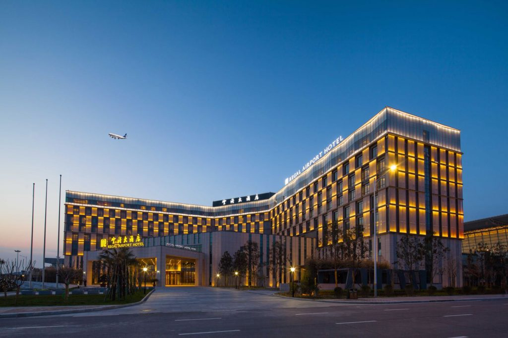 Hotel de Xian, reference in Design in/from Spain