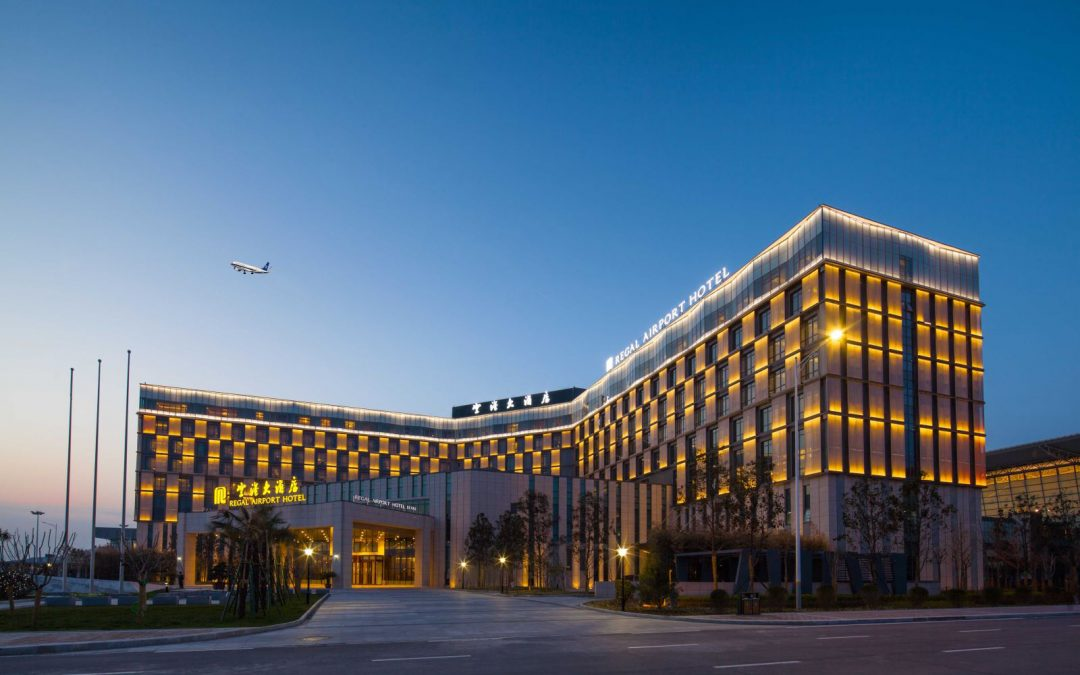 Hotel de Xian, referencia en Design in/from Spain