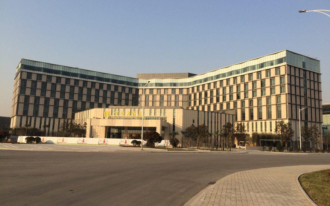 Apertura al público del hotel de Xian
