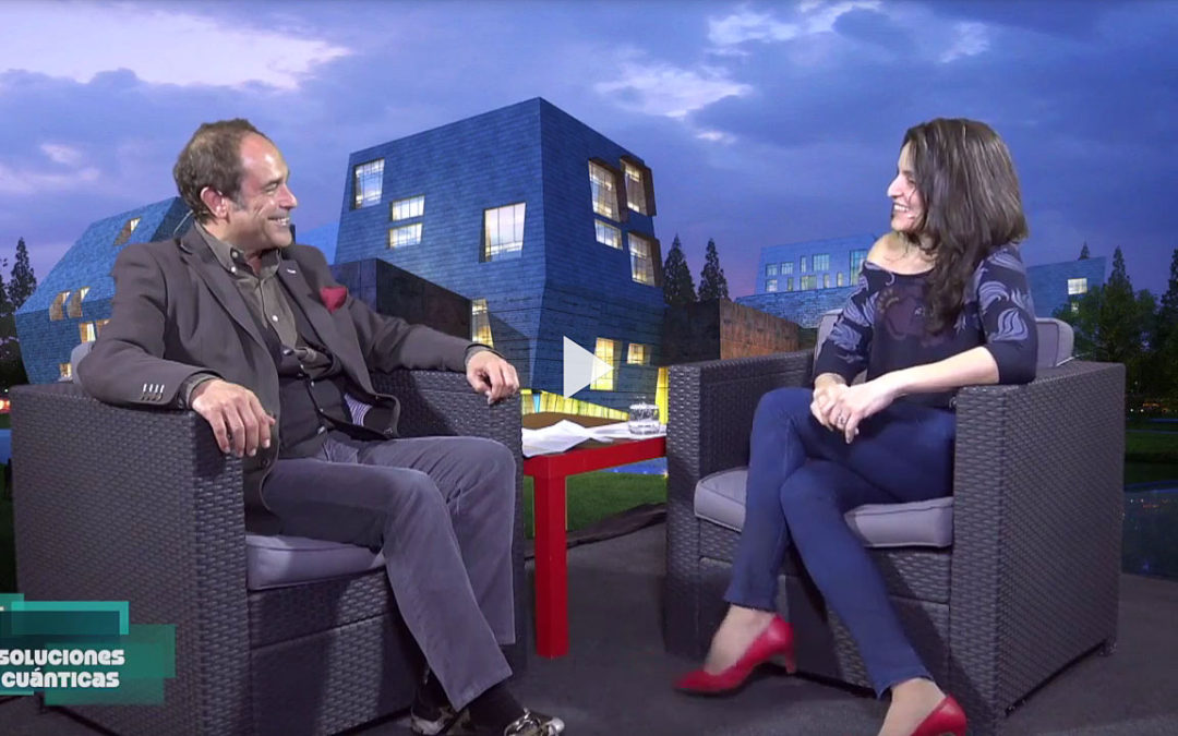Interview with Natalia Varela on iProTV