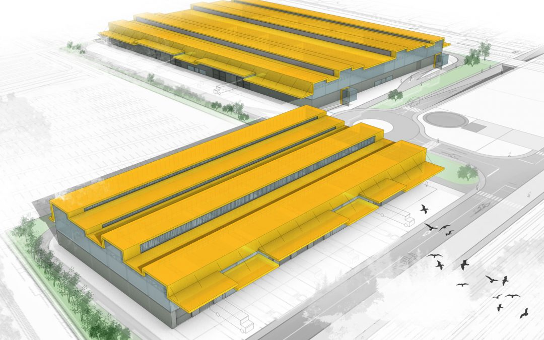 Ganadores de la licitación para edificios de uso industrial en valladolid