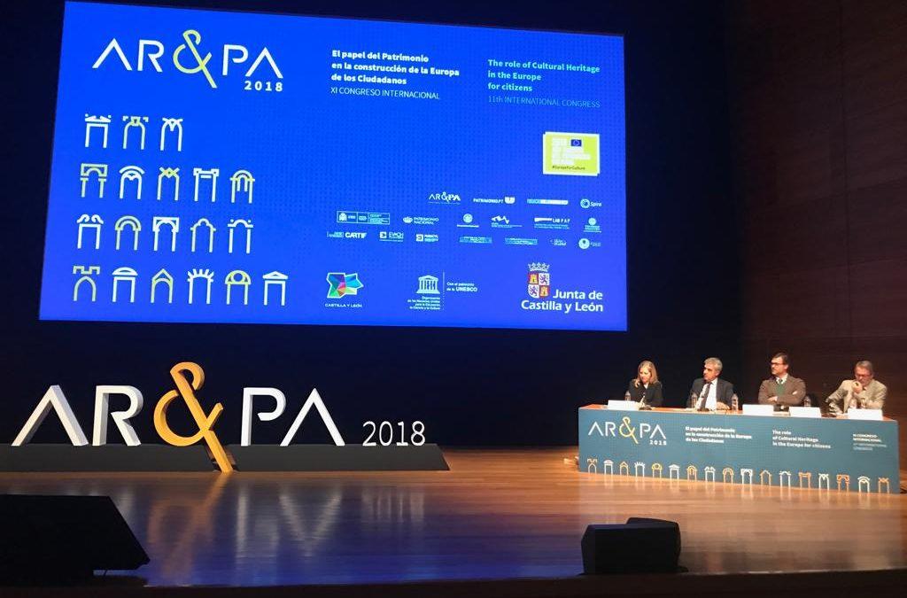 "FINALISTS AT INTERNATIONAL ""AR&PA"" AWARDS"